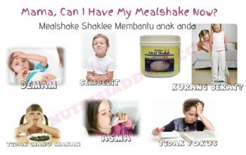 poster mealshake